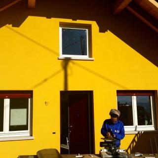Abete - Casa di montagna - Falegnameria Dal Santo